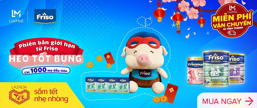 VN TKB Friso - Year of the Pig